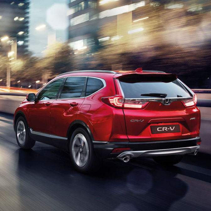 New CR-V In Newry | JC Campbell, Newry In Northern Ireland
